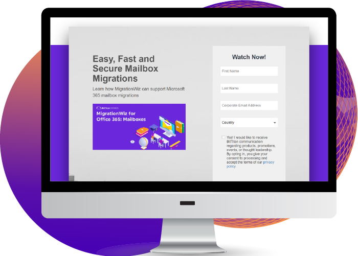 MigrationWiz for Microsoft 365: Mailboxes | Product DEMO